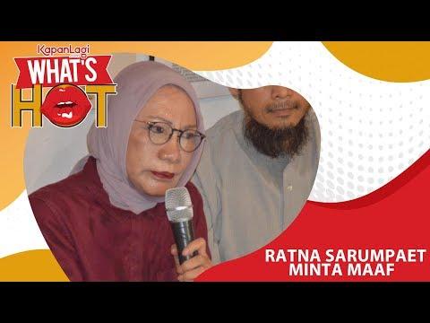 Kronologi 'Penganiayaan Khayalan' Versi Ratna Sarumpaet