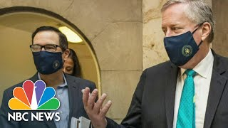 Unemployed Americans Anxious For Additional COVID Relief After $600 Payment Ends | NBC Nightly News