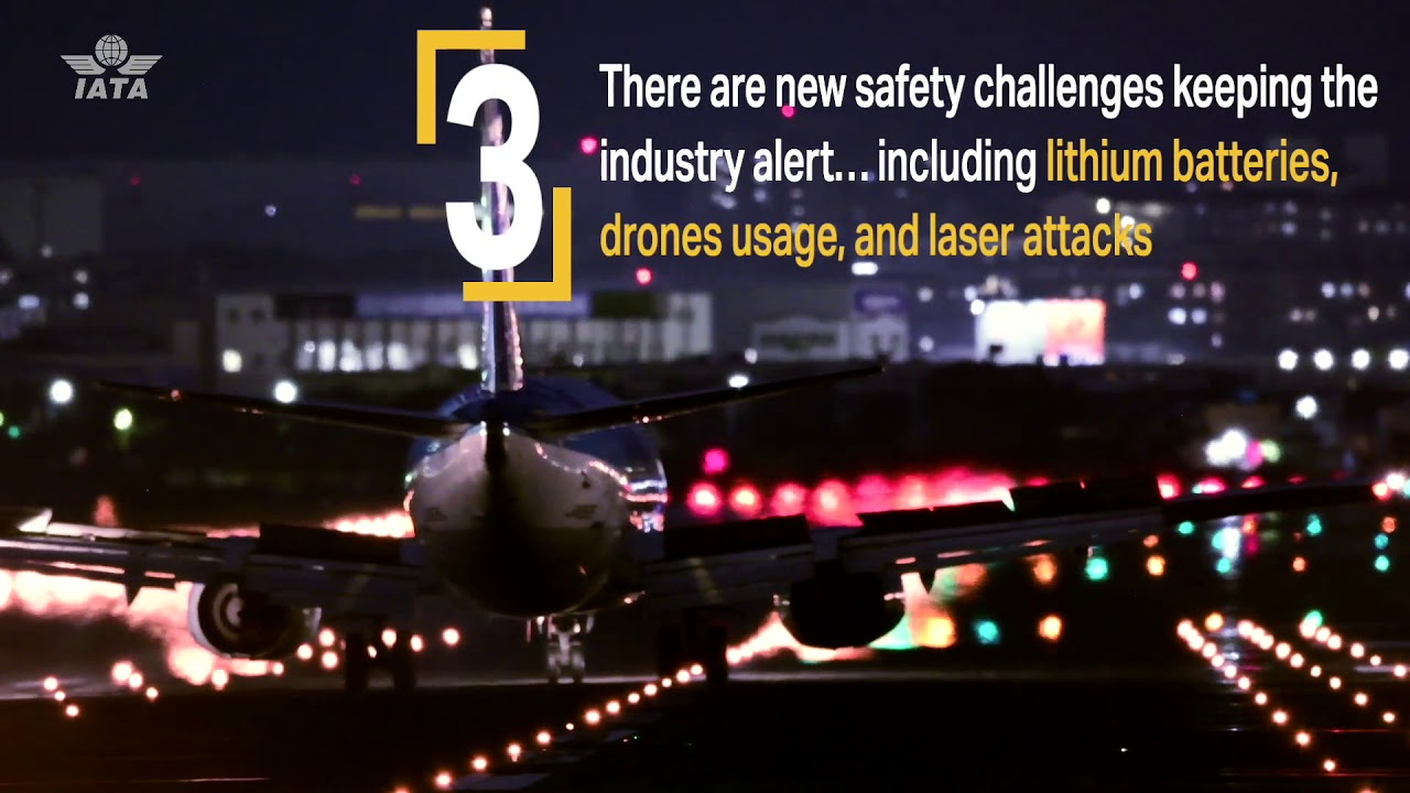 5 Things About Airline Safety in 2018