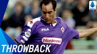 Edmundo | Best Serie A Goals | Throwback | Serie A