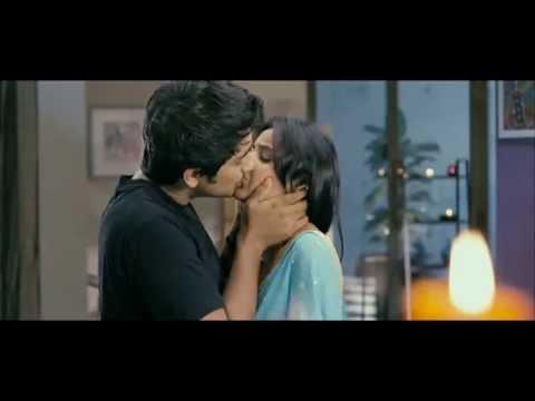 Priya Anand Kissing Siddarth In The Movie 180