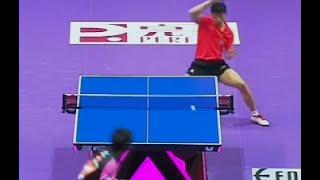 2016世界桌球團體錦標賽男桌冠軍賽 第二點中國 馬龍 日本 吉村真晴