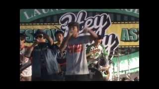 BRAVESBOY ft ASTROBOY - HEY BOY !!! LIVE @ GOR INDOOR KUDUS 2013