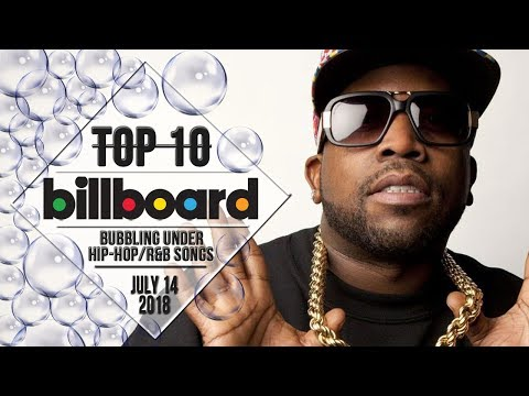 Top 10 • US Bubbling Under Hip-Hop/R&B Songs • July 14, 2018 | Billboard-Charts