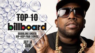 Baixar Top 10 • US Bubbling Under Hip-Hop/R&B Songs • July 14, 2018 | Billboard-Charts