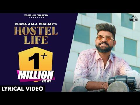 Download KHASA AALA CHAHAR : Hostel Life (Lyrical Video)   New Haryanvi Songs Haryanavi 2021   Haryanvi Songs