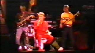 David Bowie - Vienna 1987 (3) Guitar Intro, Up The Hill Backwards, Glass Spider