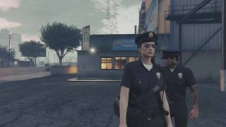 *New* How to get cop outfit on gta5 online! Still working. Sub to my buddies. Links in description