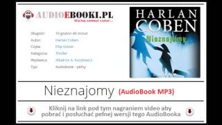 NIEZNAJOMY | AUDIOBOOK MP3 - Harlan Coben - Thriller mistrza kryminału.