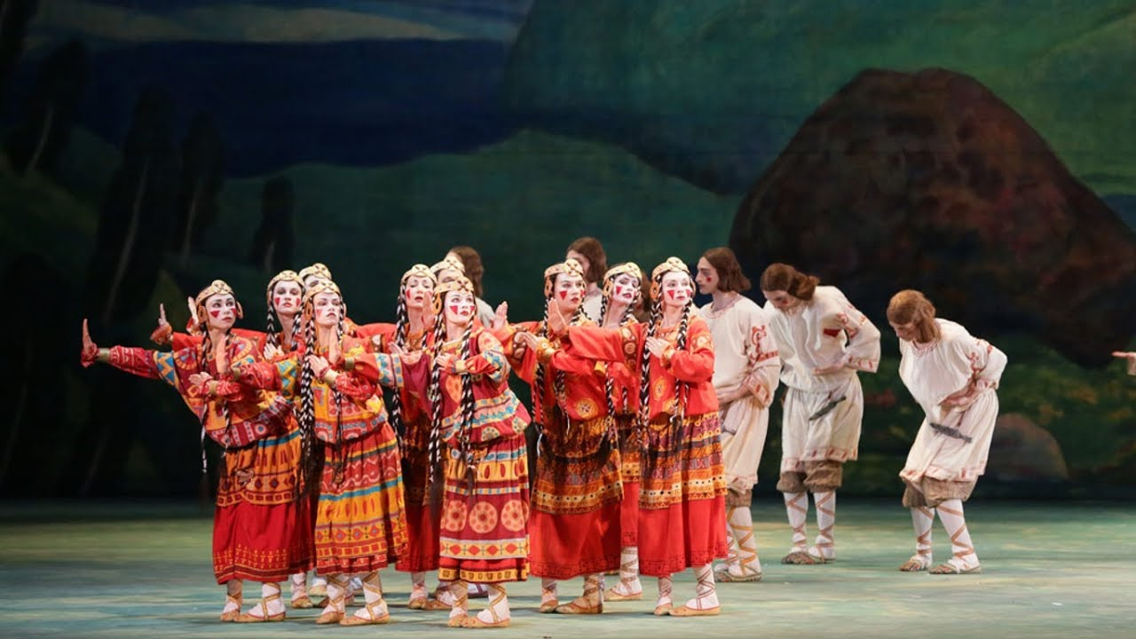 Le Sacre Du Printemps Le Sacre Du Printemps The Rite Of Spring Ballets Russes