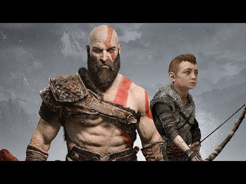 God Of War 4 Film Lengkap Semua Cutscenes