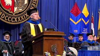 John Carmack Receives Honorary Degree by UMKC School of Computing and Engineering