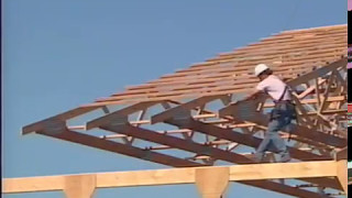 Long Span Trusses: How to Handle, Erect and Brace