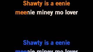 Justin Bieber - Eenie Meenie Karaoke.flv