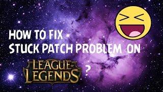 League of Legends 0KBPS problem fix