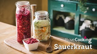 Easy Sauerkraut Masterclass with April Danann