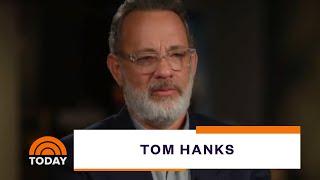 Tom Hanks: Sometimes I Feel Like A 'Fraud'   TODAY