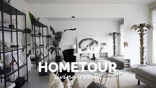 HOMETOUR - LIVING ROOM | MODEROSA