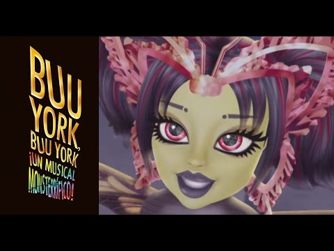 Hoy Me Robo el Show Video  Musical | Monster High