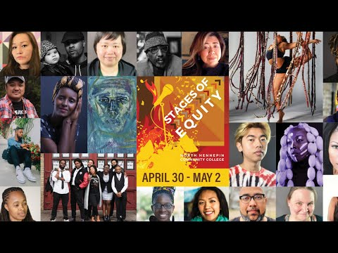 """North Hennepin Community College Hosts """"Stages of Equity"""" Festival"""