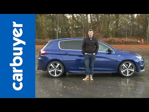 Peugeot 308 GTi hot hatch review – Carbuyer