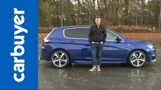 Peugeot 308 Gti Hot Hatch Review - Carbuyer