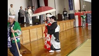 2018年 第24回秋田長持唄全国大会 オープニング 熟年の部 決勝 一般の部...