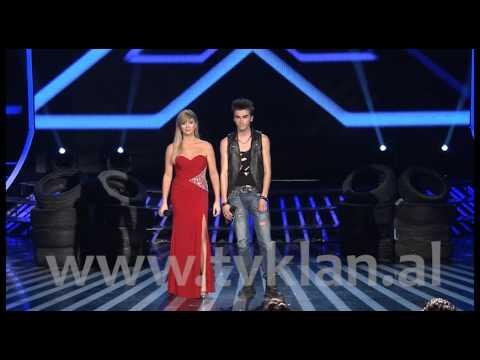 SARDI - X FACTOR ALBANIA 2 LIVE