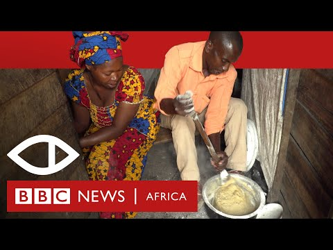 """There was no sex without fighting"" - BBC Africa Eye documentary"