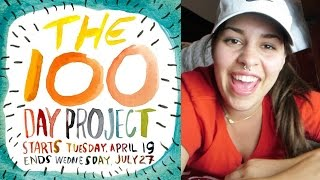 Doing The 100 Day Project?! ♥ Paige Poppe, Artist