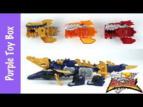 Dinosoul Neptun! 파워레인저 다이노소울 다이노소울넵튠 변신 장난감 Power Ranger Toys