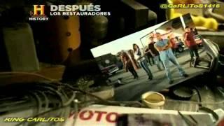 LOS RESTAURADORES #97 - MOTO ENDURO.