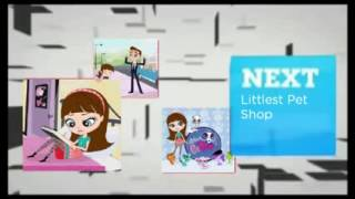 Cartoon Network CHECK it Bumper Littlest Pet Shop Fan Made