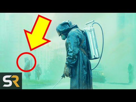 25 Things You Missed In HBO's Chernobyl