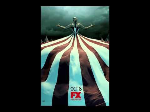7 Classic American Horror Story Season 4 Posters
