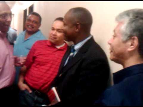 LANZAMIENTO LIBRO Y DISCO ANTHONY RIOS RAPHY D OLE...