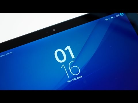 Sony Xperia Z4 Tablet Unboxing!