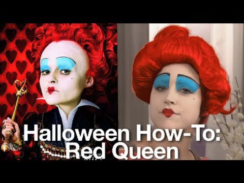 Alice in Wonderland's Red Queen (Helena Bonham Carter ...