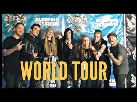 Sleeping with sirens pierce the veil meet greet world tour sleeping with sirens pierce the veil meet greet world tour m4hsunfo