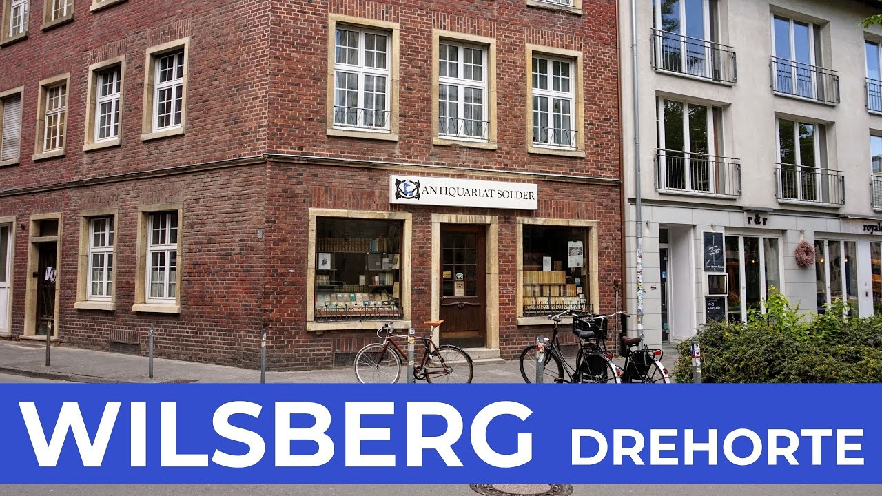 Wilsberg Youtube