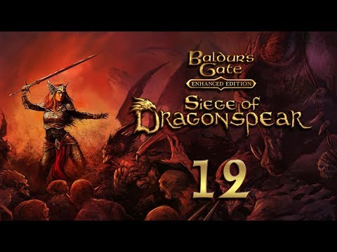 Baldur's Gate: Siege of Dragonspear Part 12 - Supply Run