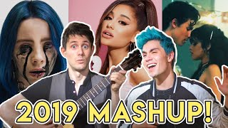 2019 YEAR END MASHUP! - Every Hit Song in 3 Minutes!!
