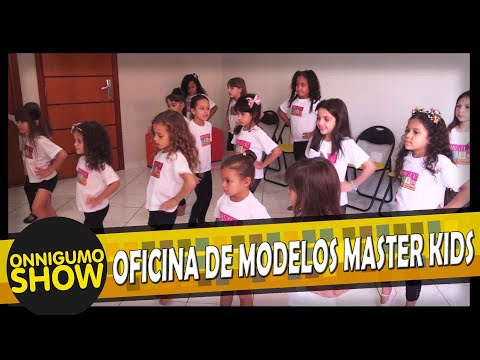 Master Kids   Oficina De Modelos