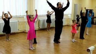 2017 11 27 открытый урок бальные танцы