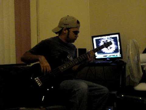 Gualbert Menéndez - The Clash Magnificent Seven Bass Cover
