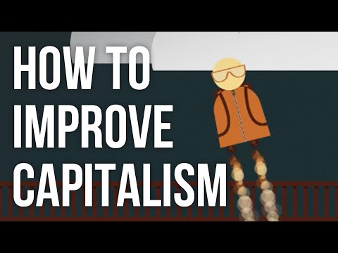 How to Improve Capitalism