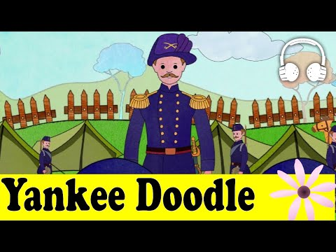 Yankee Doodle | Family Sing Along - Muffin Songs