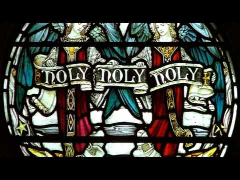 Image result for holy holy holy stained glass