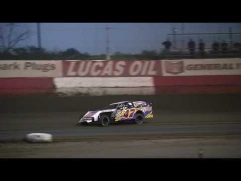 Open Wheel Modified Heat Race Action  East Bay Raceway Park  32517
