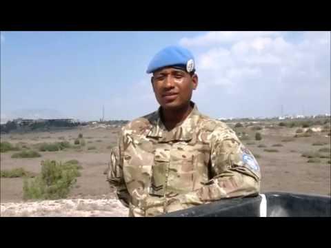 UN in Cyprus.